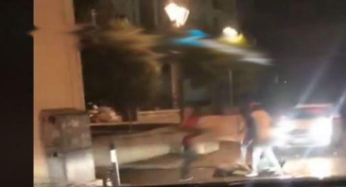 Violenza in centro a Conegliano, rissa tra giovani davanti alla stazione