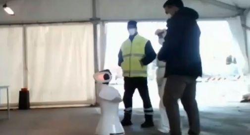 il robot a Oderzo