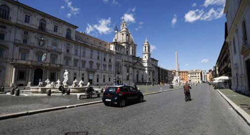 Pasqua 2021, Italia zona rossa