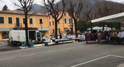 La psicosi del Coronavirus si fa sentire: deserto il mercato a Vittorio Veneto, appuntamenti annullati