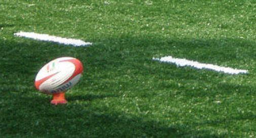 Vasto aria di festa per la tetras rugby nuova illuminazione del