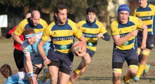 Villorba Rugby in azione