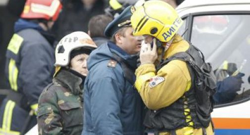Aereo cade a Mosca: 71 morti