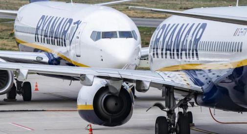 Ryanair, atterraggio emergenza a Berlino:
