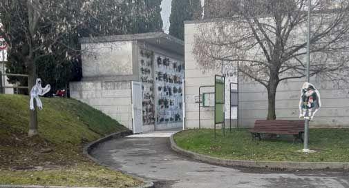 sagome carnevale conegliano cimitero