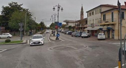 il centro di Salgareda