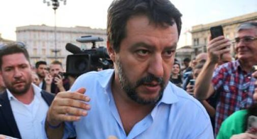 Salvini indagato per Open Arms: