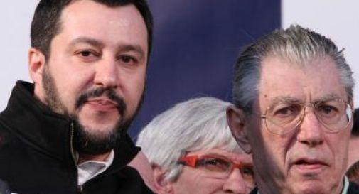 Bossi a Salvini: