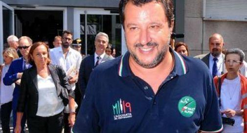 Alpini contro Salvini: