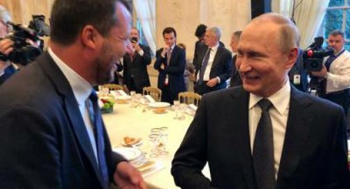 Fondi russi alla Lega, la procura indaga