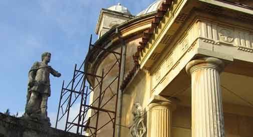 Chiesa di San Rocco a rischio crollo