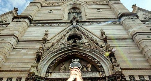 Napoli, sangue si è sciolto: si ripete 'miracolo' San Gennaro