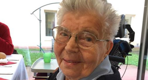 Tanti auguri a nonna Santa: compie 101 anni