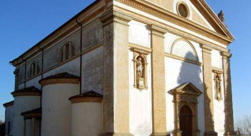 Halloween, vandali colpiscono a Santa Maria in Colle