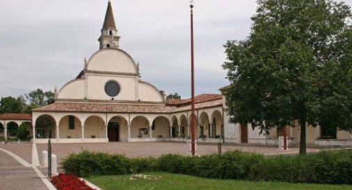 la basilica di Motta
