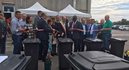 Savno porta la differenziata in Costa d'Avorio