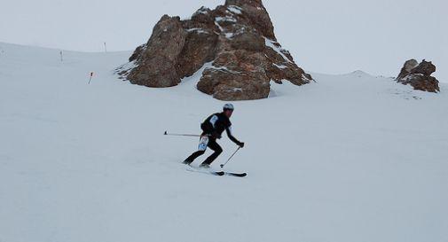 Incidente in pista da sci, ferita una castellana