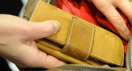 Insegnante ruba portafoglio alla collega, fermato