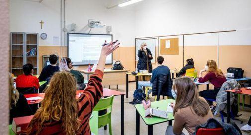 Scuola e obbligo green pass: primo giorno, regole in classe