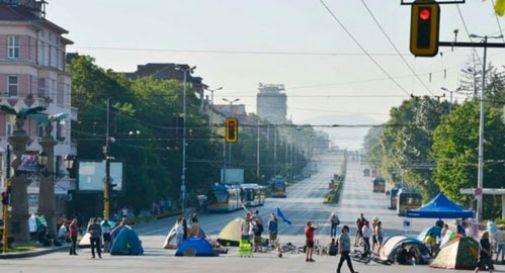 """Oltre tre settimane di proteste: mottense a Sofia racconta il """" '48"""" bulgaro"""
