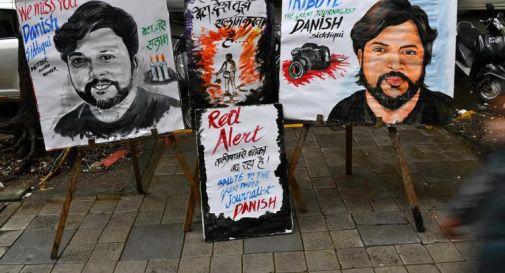 Afghanistan, ucciso fotografo della Reuters Danish Siddiqui