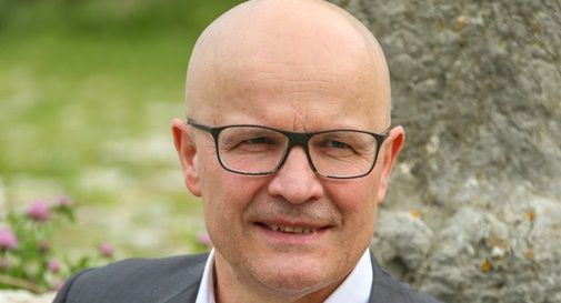 Gino Rugolo, sindaco di Cavaso
