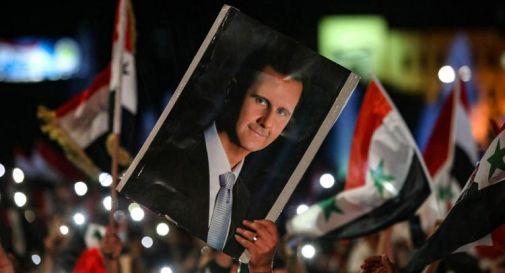 Siria, Assad rieletto presidente con il 95,1% dei voti