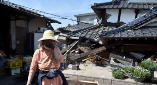 Giappone, nuove forti scosse di terremoto