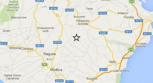 La terra trema in Sicilia, scossa di magnitudo 4.6 tra Siracusa e Ragusa