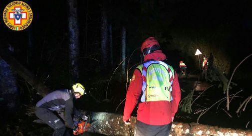 Maltempo, una cinquantina gli interventi del soccorso alpino