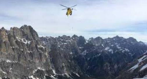 Sasso si stacca da una roccia, ferito scout 17enne di Treviso