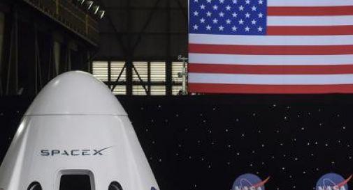 Rientrata la SpaceX, 'splashdown' nel Golfo del Messico