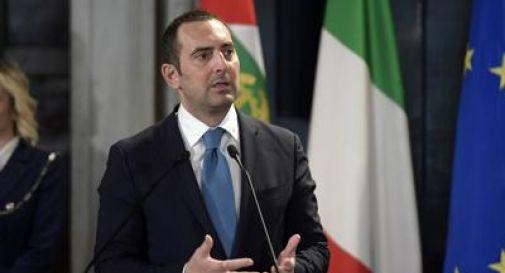 Vincenzo Spadafora ministro dello Sport