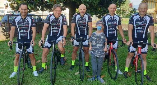 associazione progeria Sammy Basso