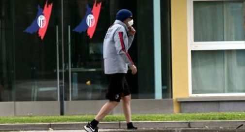 Coronavirus, Bologna: caso sospetto e stop allenamenti di gruppo