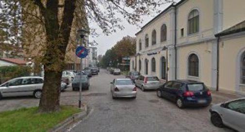 la stazione di Mogliano