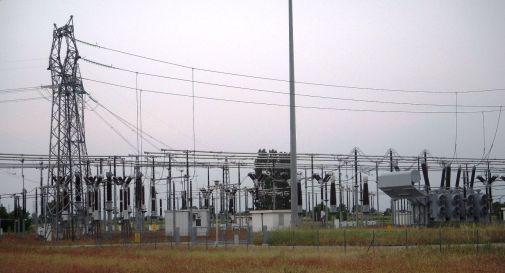 stazione elettrica terna