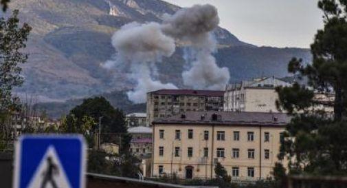 Nagorno, Armenia e Azerbaigian annunciano tregua umanitaria