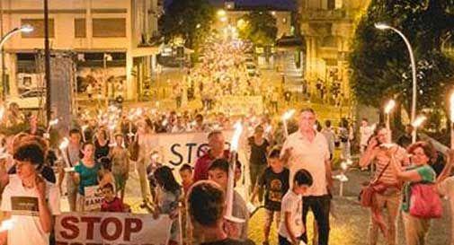 Cittadini in Piazza Cima contro i pesticidi