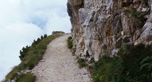 Escursionista muore mentre sale sul monte Pasubio. E' il terzo in Veneto da ieri