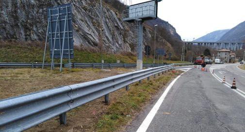 Svincolo A27 Vittorio Veneto Nord con statale Alemagna