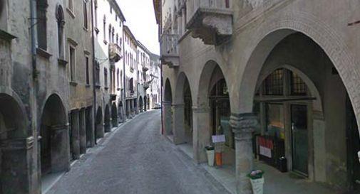 Porfido a nuovo a Serravalle
