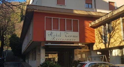 L'hotel Terme rimarrà chiuso per mesi
