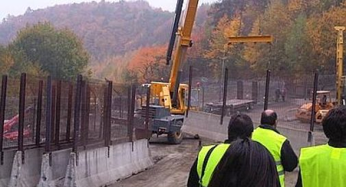 Attacco a cantiere Tav in Valsusa