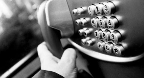 1316 chiamate in meno di due anni al telefono anti-suicidi