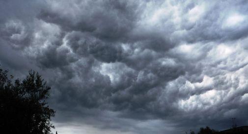 Previsti forti temporali: allerta maltempo in Veneto