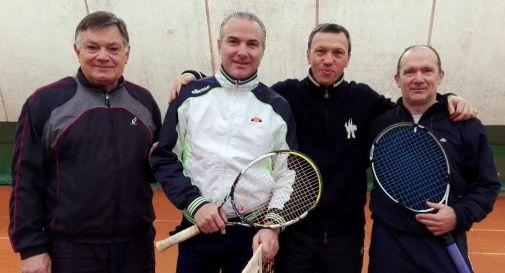 Over 40 / Montebelluna vince la Linea Auto Cup