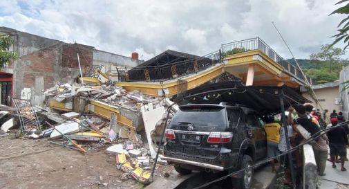 terremoto Indonesia
