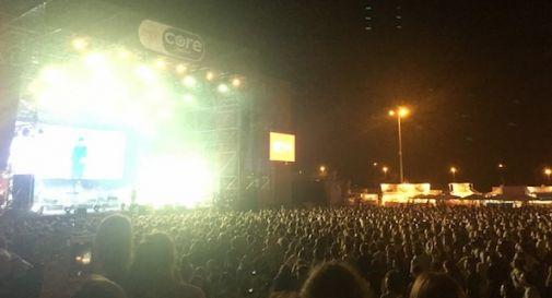 La Dogana si accende, in 7mila per il debutto del Core Festival