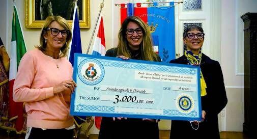 Vittorio Veneto, prodotti di bellezza realizzati con la bava di lumaca: Alessia vince il bando per l'imprenditoria femminile